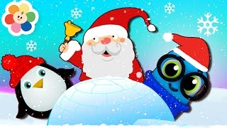 Jingle Bells | Christmas Songs For Children | Christmas Carols And More Kids Songs | BabyFirst TV