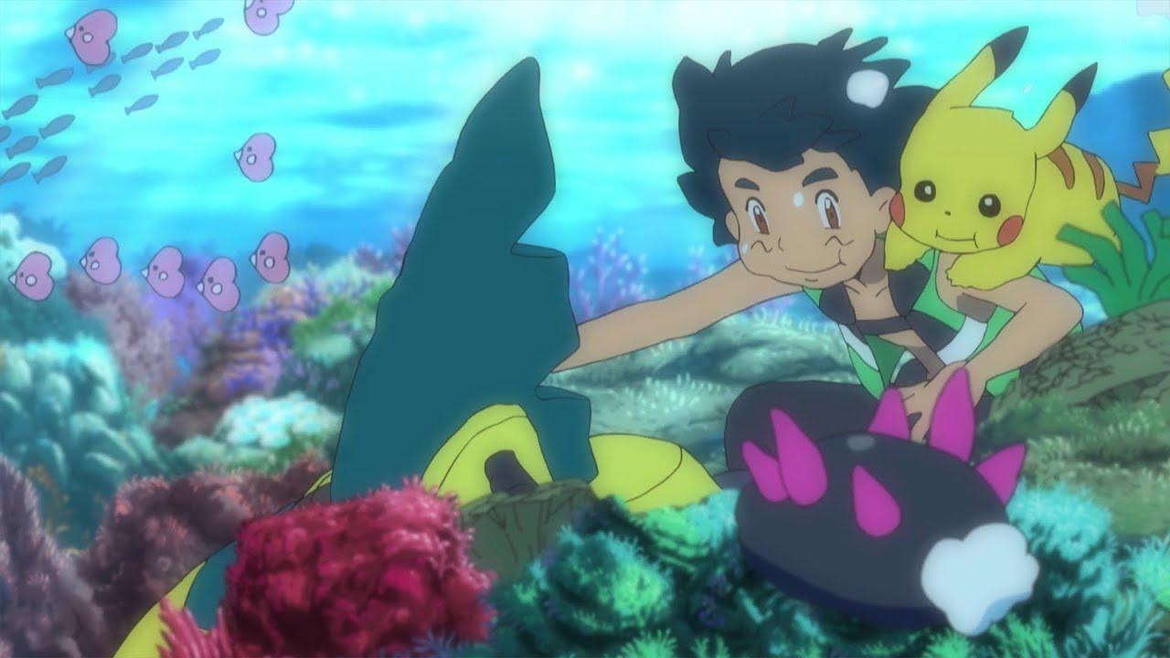 Under the Alolan Sea!