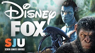 Disney Outlines Plans For Fox Content | SJU