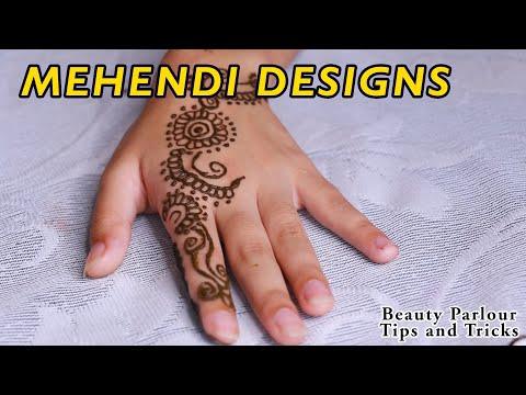 Mahendi Desings - Mehndi Design Full Hand    Latest Mehndi Designs 2019    Mehendi Tutorial thumbnail