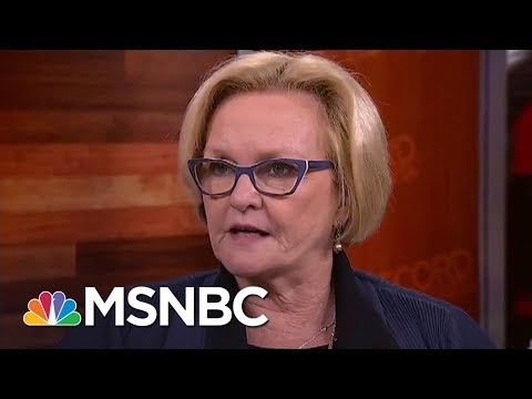 Claire McCaskill: Russia Probe Not About Diminishing Trump's Victory | For The Record | MSNBC