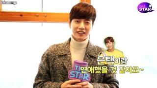 Park Hae Jin - The Star TV Soru & Cevap (Türkçe Altyazılı)