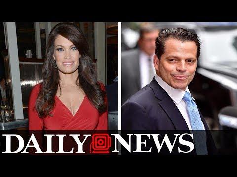 The Mooch mends his marriage, Kimberly Guilfoyle moves on