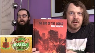 End Of The World Zombie Apocalypse | Beer and Board Games thumbnail