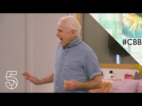 Wayne learns about manscaping | Day 9 | Celebrity Big Brother 2018