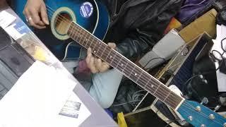 Tum Bin  jaun Kahan    Guitar Lesson   