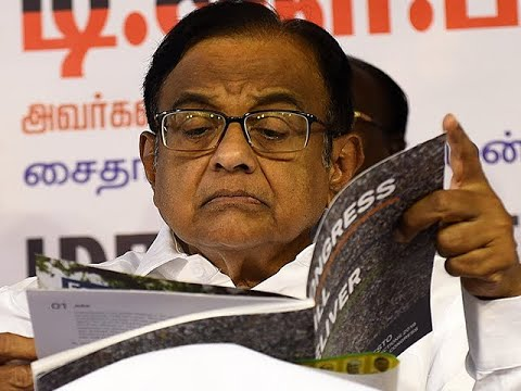 Indian borders were safe even before BJP govt: P Chidambaram