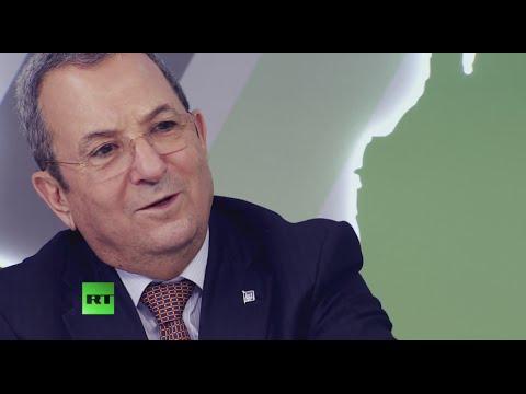 FORCING A DEAL? Ft. Ehud Barak, ex Israeli Prime Minister