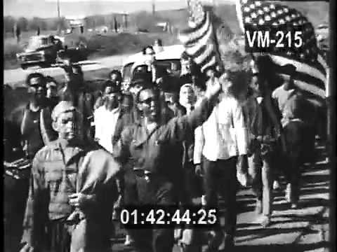Martin Luther King Jr: From Selma to Montgomery 1965