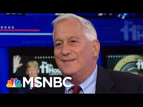 Isaacson: Corruption A Problem At Heart Of President Trump Administration | The 11th Hour | MSNBC