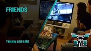 BMX The Game : Taking a break!