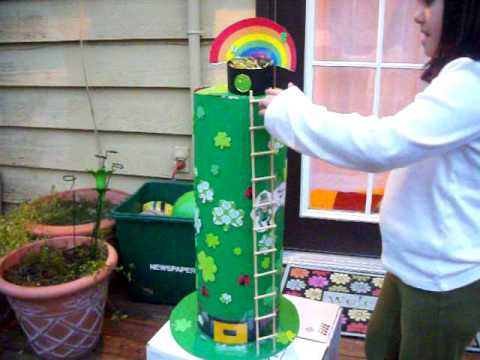 how to build a leprechaun trap using simple machines