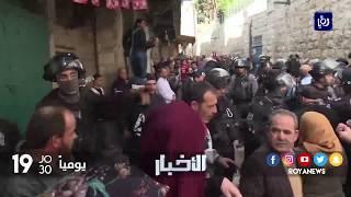 الاحتلال يقيم ستة عشر مركزا جديدا للشرطة في الأحياء الفلسطينية - (26-12-2017)
