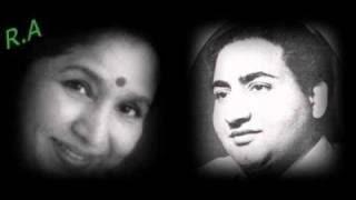RAFI & ASHA-Film~JOHARI-{1951}-Jab Lagi Chot Pe Chot To Dil Choor Hogaya-[ Super Hit Duet ]