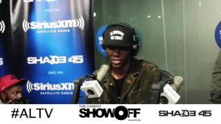 Nick Grant Showoff Radio Freestyle w/ Statik Selektah Shade 45 ep. 10/20/16