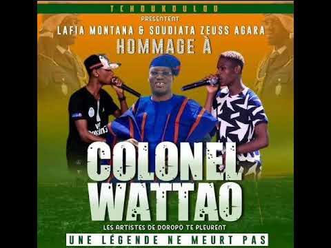 Download ZEUS AGGARA DJ FEAT LAFIA MONTANA-HOMMAGE À COLONEL WATAO
