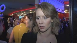Ирина Старшенбаум о Баку и новых фильмах на премьере 'Притяжения'
