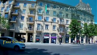Баку две забытые улицы