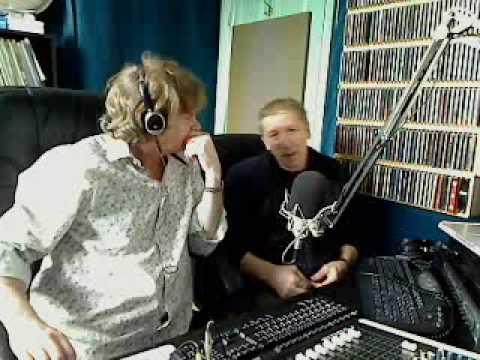 Paul Hardcastle live with Jimi King on Sky.fm Smooth Jazz
