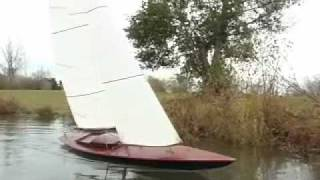 Square meter yacht