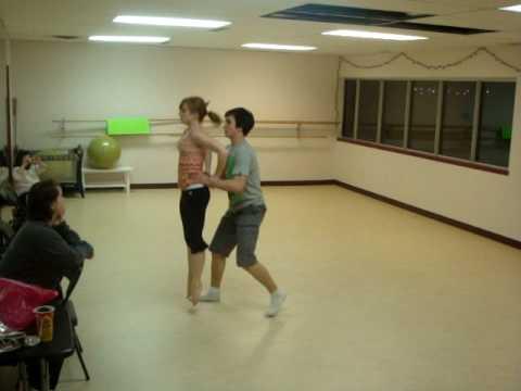 Jake Cox and Ashley Niehaus Lyrical 2009
