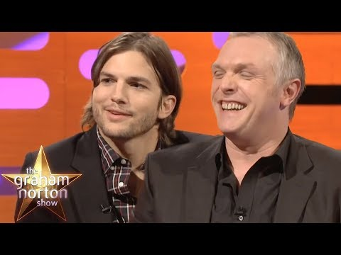 Ashton Kutcher & Greg Davies' Truly Absurd Dating Stories | The Graham Norton Show