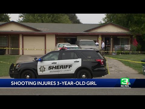 Toddler Shot In South Sacramento Is In Critical Condition