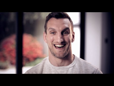 'You Have To Go!' - Sam Warburton | Tour With Us. The Lions.
