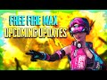 Free Fire Max Full Details In Telugu || Free Fire Updateds || BY PK BOYAH