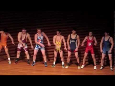 2013 Stanford Athlete Date Auction: Wrestling