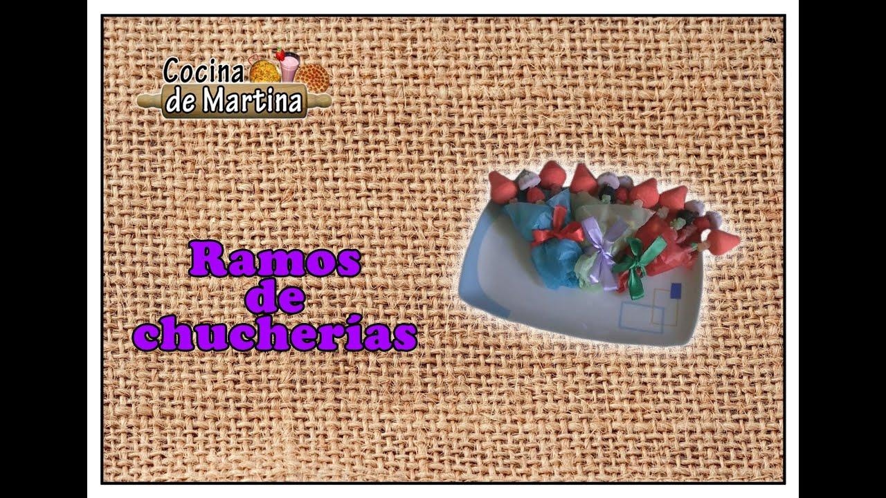 Ramos de chucher as recetas de cocina cocina de for Cocina de martina