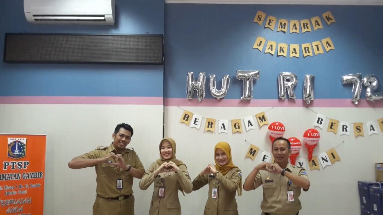 #SETIA #MelayaniJakarta by Kecamatan Gambir Squad
