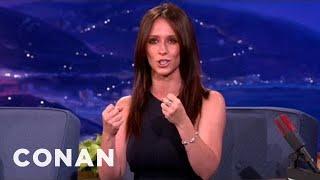 """Jennifer Love Hewitt Wants To Massage Conan On """"The Client List"""""""