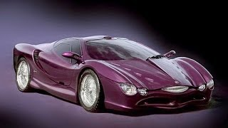 #1220. Mitsuoka orochi 2001 (Prototype Car)