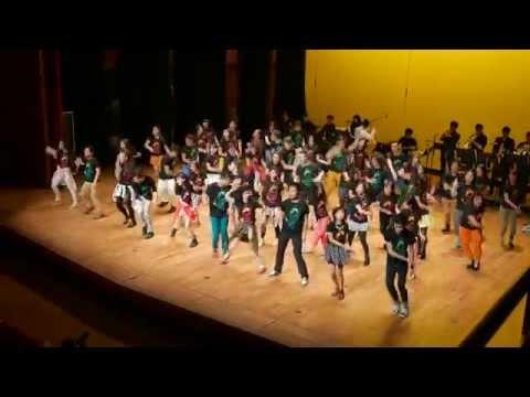 Hard Work/Fame Medley (Fame) - PolyU Choir 20th AP - Prime