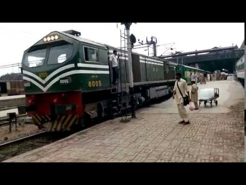 Pakistan Railways (Krakoram Express)