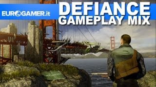 Defiance PC - Gameplay Mix