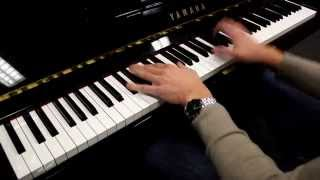 David Guetta feat. Sam Martin - Dangerous Piano Cover