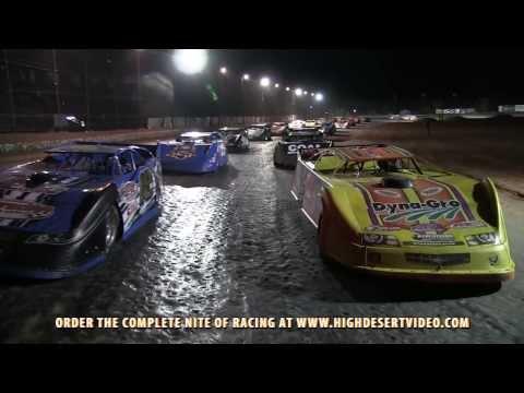 NDRL Super Late Model Parade Lap - El Paso Speedway Park