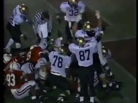 CU Football 1990 Highlights