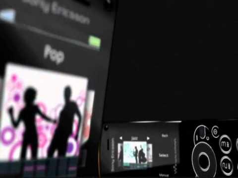 Sony Ericsson W980 - Walkman Phone Commercial