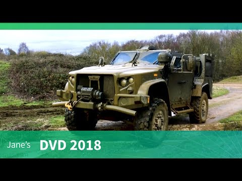 DVD 2018: Joint Light Tactical Vehicle (JLTV) - Oshkosh Defense