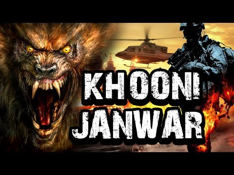 Hollywood Horror Movie - Khooni Janwar |...