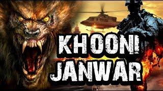 Hollywood Horror Movie - Khooni Janwar   Hollywood Hindi Dubbed Movie   Hindi Full Movies 2017
