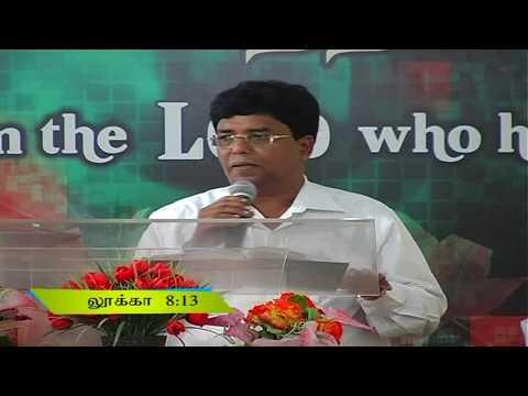Rev Maniraj - Madhavaram AG Prayer House - Sunday Service Message