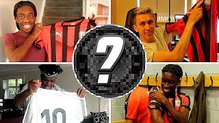 REVEALING THE SUNDAY LEAGUE KIT AND TEAM NAME!!!