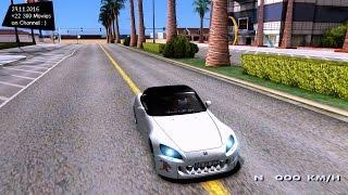 Honda S2000 - GTA San Andreas 1440p / 2,7K 60FPS