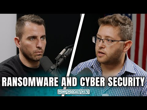 National Security Expert Explains Bitcoin Ransomware Payments | Pomp Podcast #579