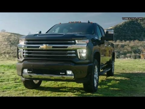 2020 Chevrolet Silverado 2500 HD High Country Specs and Drive