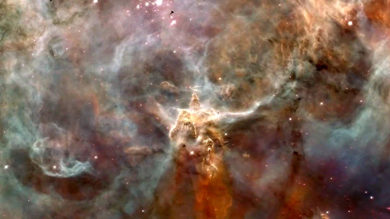"zooming into carina nebula's ""mystic mountain"" (2010.04) [1080p"